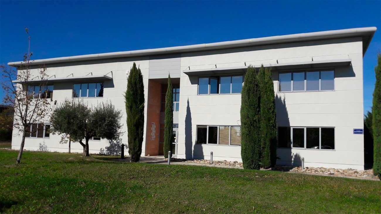 Aperçu du bâtiment extérieur du cabinet Agro Juris