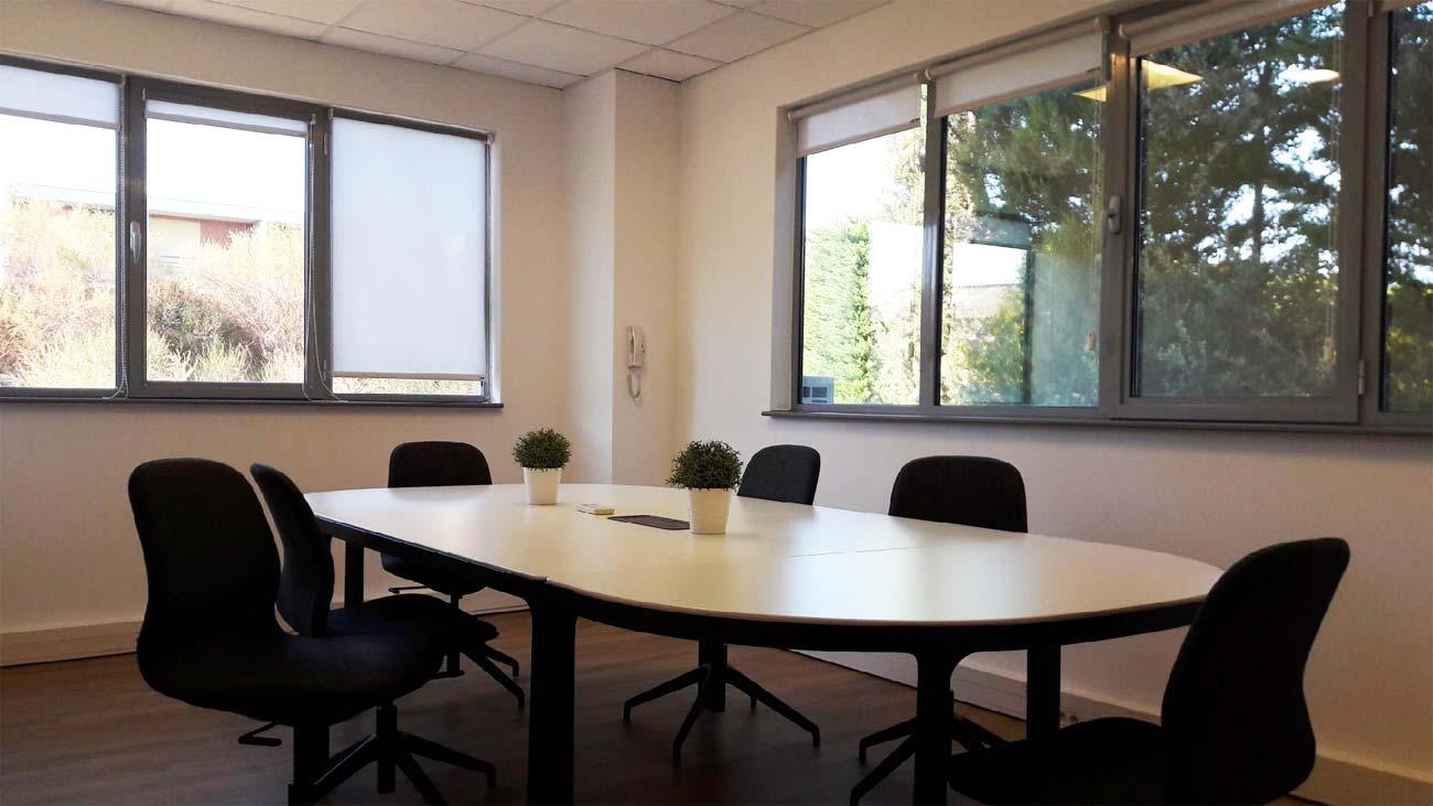 Salle de réunion du cabinet Agro Juris